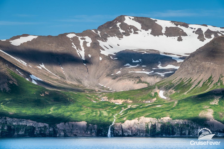 Mountain near Akureyri