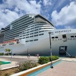 Live From MSC Cruises' First Sailing From the U.S. in 16 Months