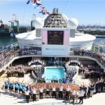 Princess Cruise Ship First to Resume Cruises from Los Angeles