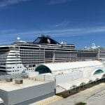 Cruise Line Sails Out of Port Canaveral for the First Time
