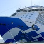 Princess Cruise Ship Becomes First Ship to Visit San Francisco Since Early 2020